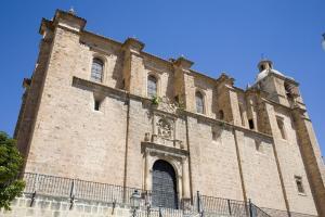 Iglesia de la Encarnación de Íllora, donde se celebrará el enlace.