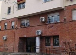Una de las viviendas objeto de intervención.