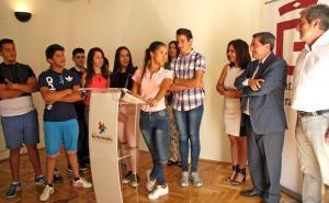 Presentación del programa por la igualdad.