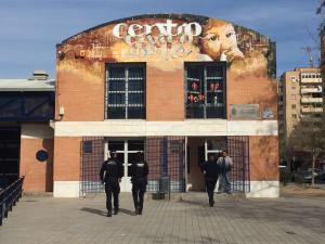 Centro Cívico de la Zona Norte, una populosa barriada que exige respeto.
