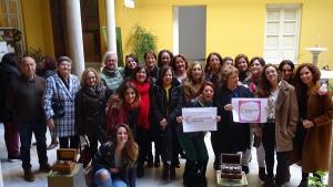 Presentación de Comunicadoras de Granada.