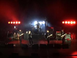 Uno de los conciertos del regreso de la mítica banda.