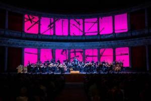 La Mahler Chamber Orchestra, dirigida por Pablo Heras Casado.