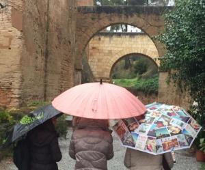 La Alhambra anima a disfrutar de este camino medieval.