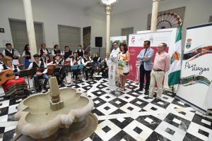 Presentación del Festival de Música Tradicional de la Alpujarra.