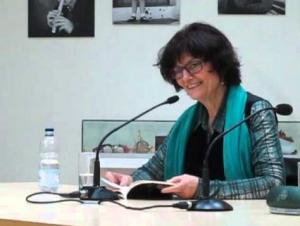 Ángeles Mora.
