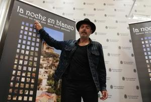 Antonio Arias, este jueves en el Ayuntamiento de Granada.