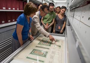 Los visitantes serán atendidos por el personal técnico de la Alhambra.