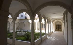 Convento de Santo Domingo de Baza.