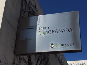 Teatro Caja Granada.