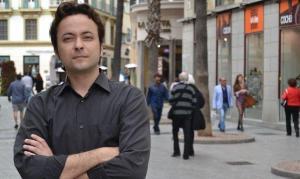 Álvaro Campos, autor del ensayo.