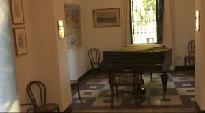El piano de la Huerta de San Vicente.