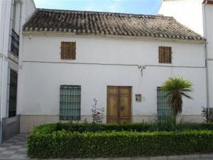La Casa de Frasquita Alba en Valderrubio, que inspiró a Lorca.
