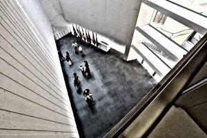 Las administraciones fijan la hoja de ruta para depositar el legado en el Centro Lorca.