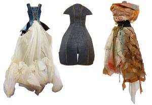 Algunas de las creaciones que se incorporan a la colección.