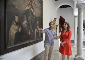 El convento de Carmelitas Calzadas acoge un gran patrimonio artístico.