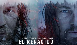 'El renacido', una de las películas a proyectar.