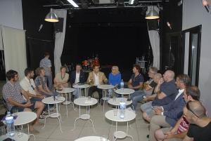 La reunión se ha celebrado en La Expositiva.
