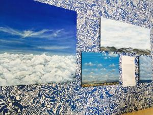 Nubes, cielos y poesía, en una exposición que no debes perderte.
