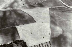 Una de las fotografías aéreas de Javier Algarra.