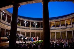 El Festival de Música y Danza, la mejor oferta cultural de Granada.