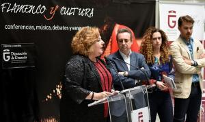 Presentación de Flamenco y Cultura.