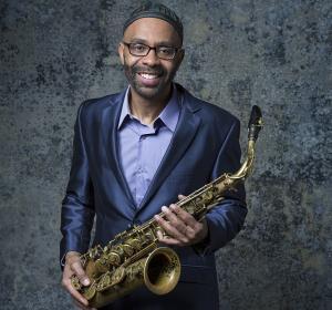 El saxofonista Kenny Garret.
