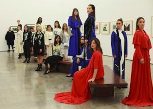 Colección presentada en el Bellas Artes.