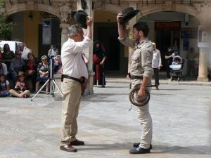Guadix revie el rodaje de 'Indiana Jones y la última cruzada'.
