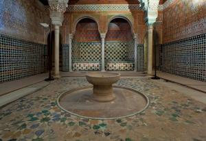 La sala es una de las estancias más significativas del monumento.