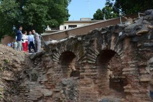 Los visitantes podrán contemplar la evolución de las excavaciones.