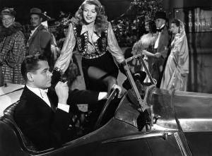 Una escena de la mítica película 'Gilda'.