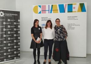 Presentación del festival 'Chavea'.