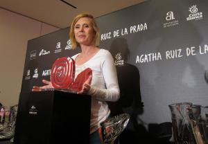 Agahta Ruiz de la Prada.