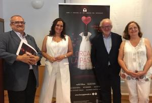 Presentación del espectáculo en Madrid.