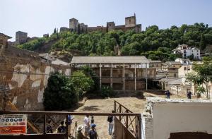 El Maristán es propiedad de la Alhambra desde 2016.
