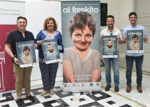 Presentación del festival 'Al Freskito'.