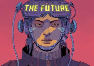 'The Future is Now' por Josan Gonzalez.