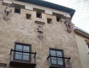 Casa de los Tiros.