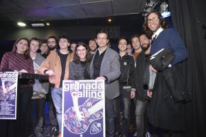 Presentación de 'Granada Calling'.