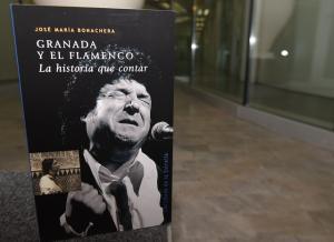 El libro 'Granada y el flamenco. La historia que contar'.