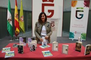 Irene Justo ha presentado el programa de animación a la lectura.