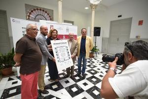 Presentación del festival de Ogíjares.