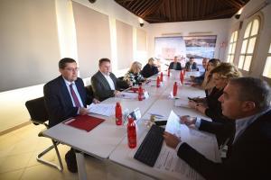 El presidente de la Diputación ha informado este miércoles de la iniciativa.