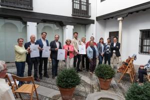 Presentación de las Jornadas Europeas de Patrimonio.