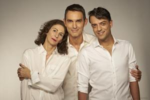 Miembros de Histrión Teatro.