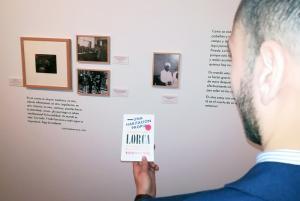 El Centro Lorca ha recibido los primeros fondos del legado del poeta con la exposición 'Una habitación propia'.
