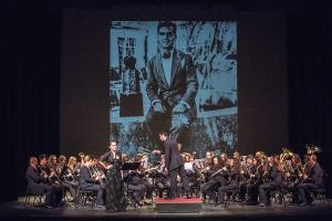 Un momento del concierto en el Isabel La Católica.