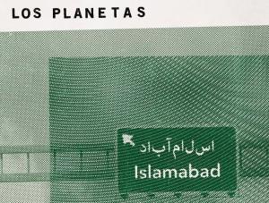 Portada de 'Islamabad', el nuevo adelanto de Los Planetas.