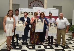 Presentación del acto de homenaje a Lorca.